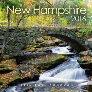 2016 New Hampshire Wall Calendar Now Available