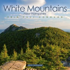 2016 White Mountains New Hampshire Wall Calendar Now Available